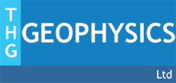 Geophysical Service Company | THG Geophysics Ltd. Logo